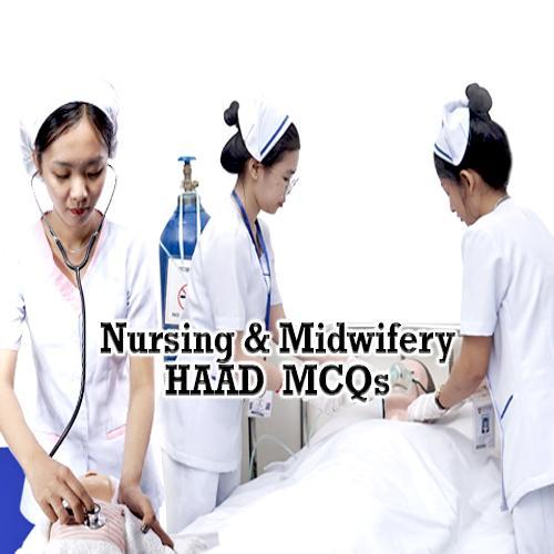 HAAD Nursing MCQs